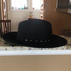 ea8804fe1f2b8 Stetson kangaroo fur hat